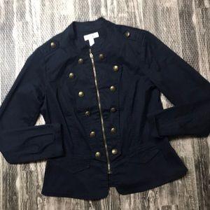 Navy Blazer suit top jacket